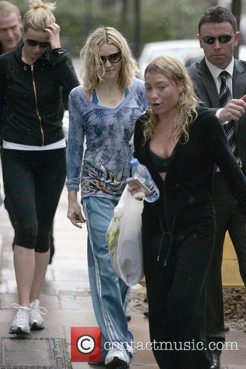 Madonna and Gwyneth Paltrow 8