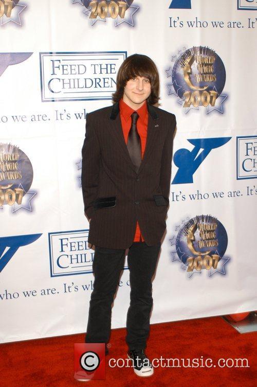 Mitchel Musso 2007 World Magic Awards Barker Hanger,...