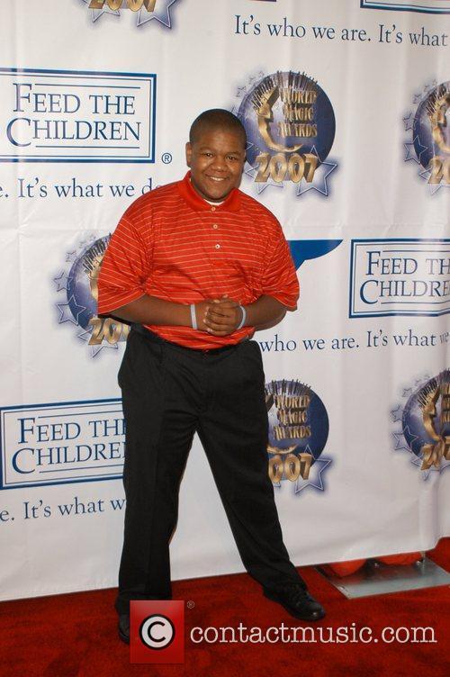 Kyle Massey 2007 World Magic Awards Barker Hanger,...