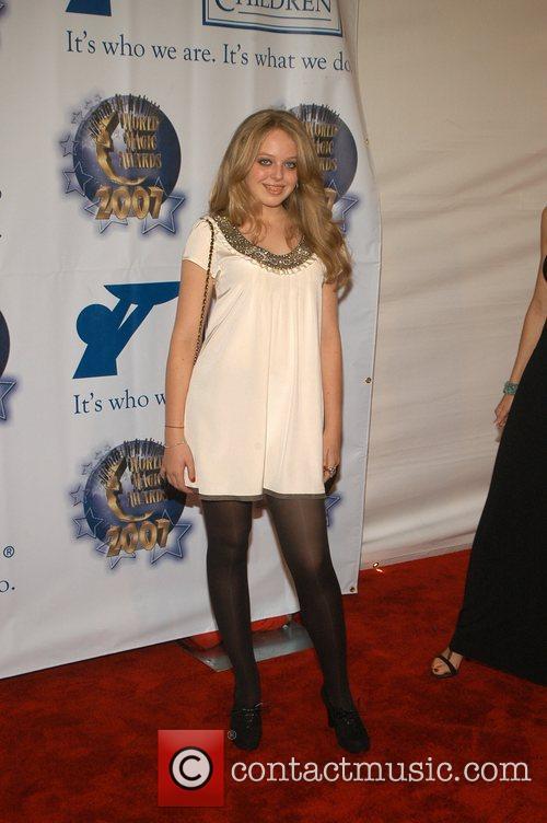 Tiffany Trump 2007 World Magic Awards Barker Hanger,...