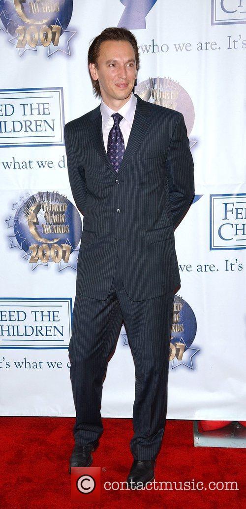 Steve Valentine The 2007 World Magic Awards...