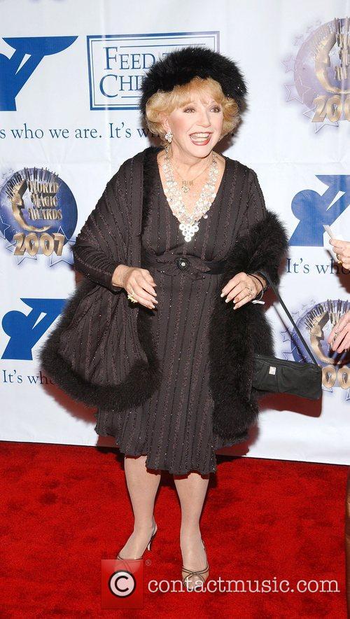 Ruta Lee The 2007 World Magic Awards...