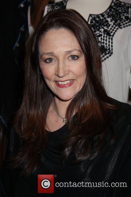 Olivia Hussey and Las Vegas