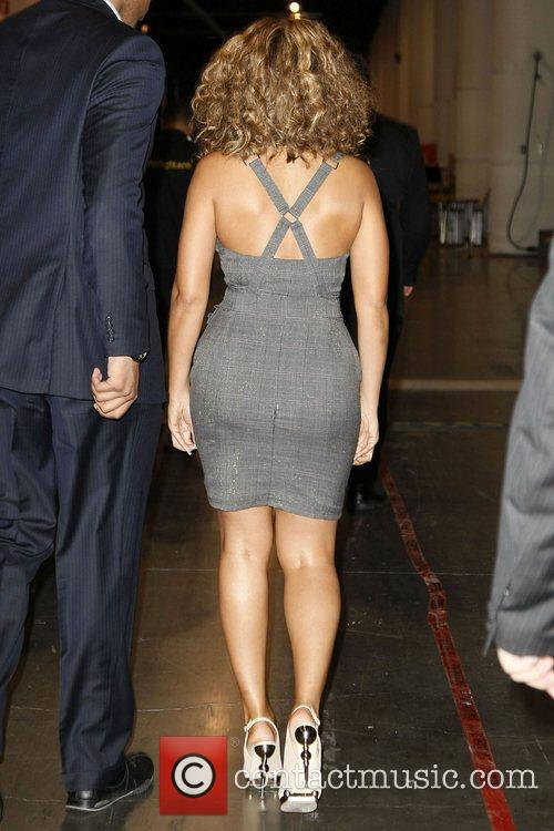 Beyonce Knowles 2008 MAGIC Convention - Day Two...