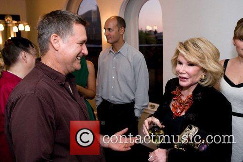 Bill Pullman and Joan Rivers 8