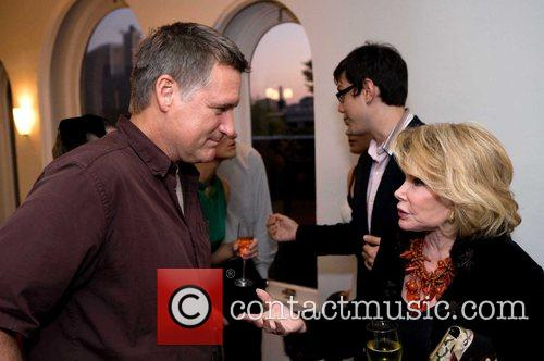 Bill Pullman and Joan Rivers 1
