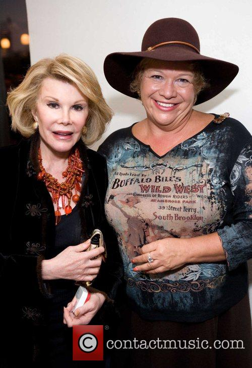 Joan Rivers and Jan Wahl 5