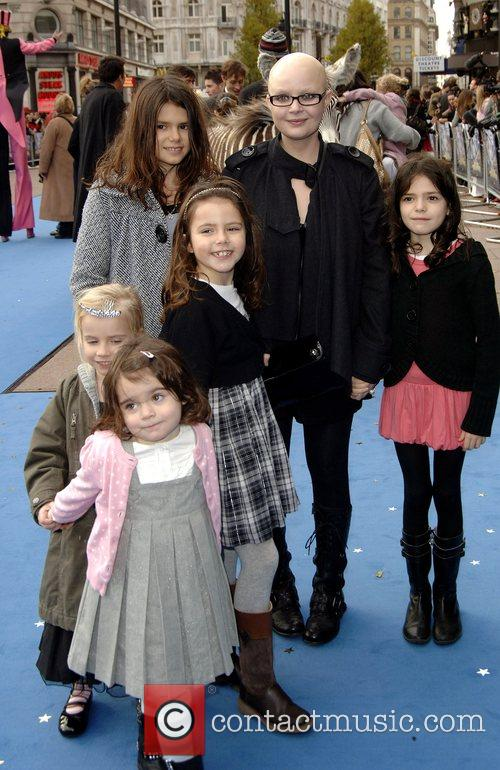 Gail Porter and Family 8
