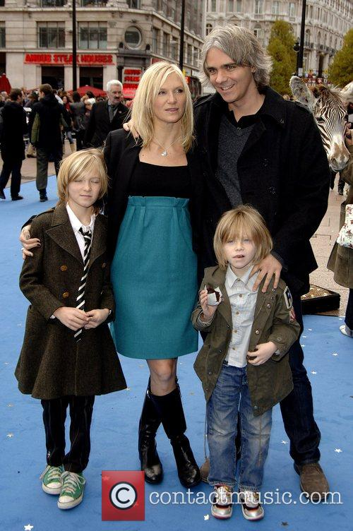 Jo Whiley and Family 5