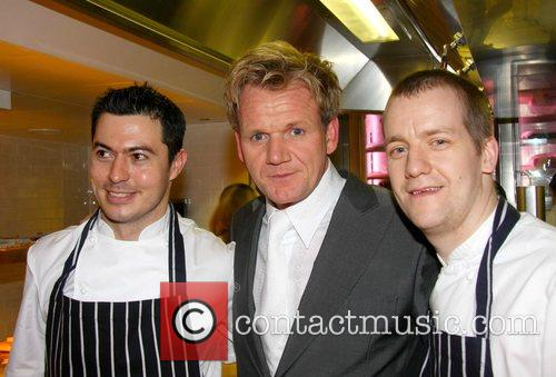 Gordon Ramsay and Chefs 3