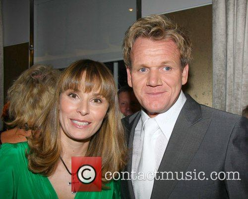 Tana Ramsay and Gordon Ramsay 3