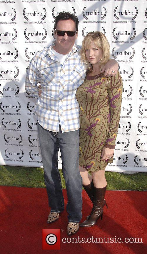 De Anna Morgan and Michael Madsen Closing night...
