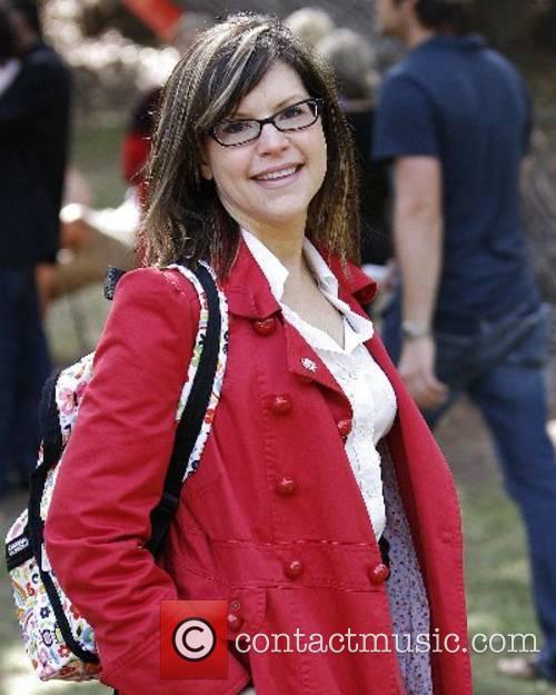 Lisa Loeb Celebrity moms and dads join Mallika...