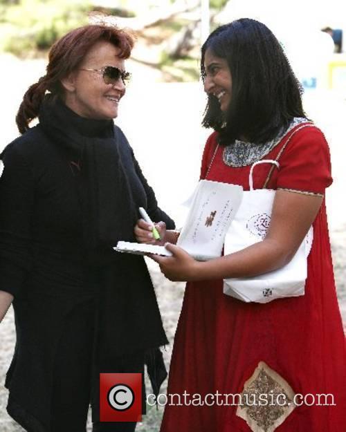 Mallika Chopra and Tara Guber Celebrity moms and...