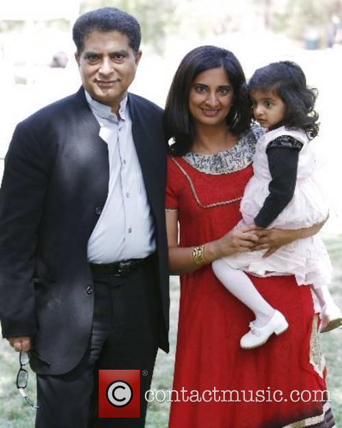 Deepak Chopra, Mallika Chopra, Leela Chopra Celebrity moms...
