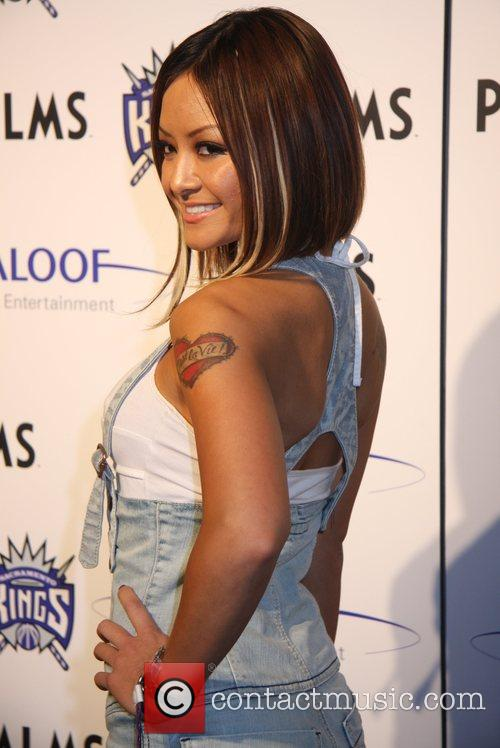 Tila Tequila at 'Gavin Maloof's Housewarming Party' at...