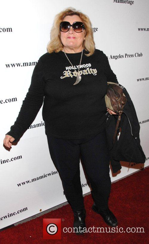Francesca Hilton Screen Legend Mamie Van Doren launches...