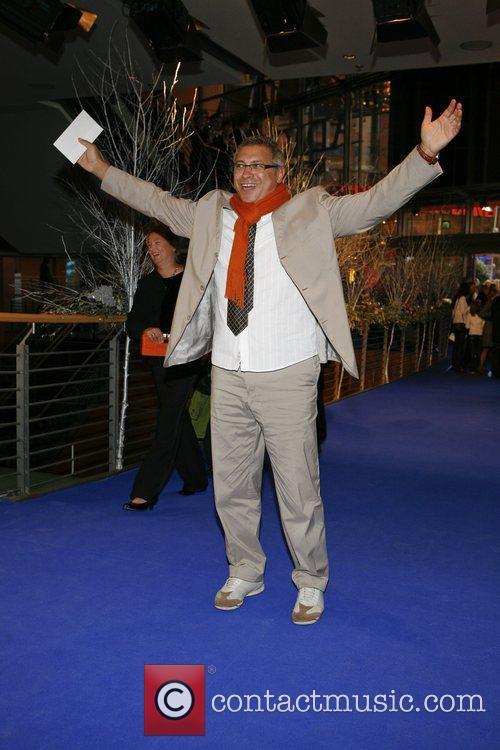 Jimmy Hartwig German premiere of