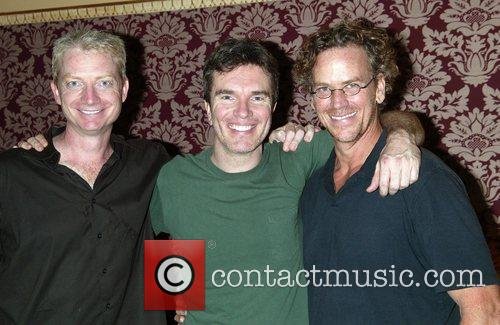 Ben Livingston, Christopher Shyer and Pearce Bunting Cast...