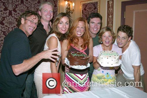 Pearce Bunting, Ben Livingston, Judy McLane, Carolee Carmello,...