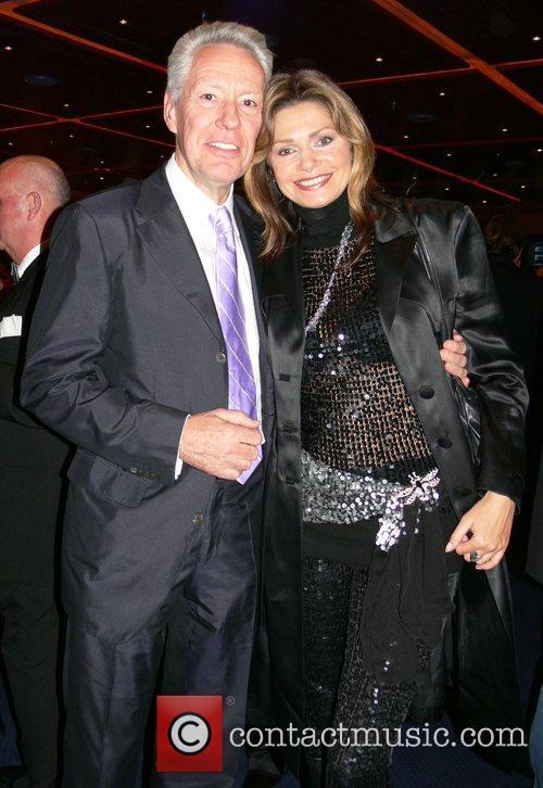 Egon F. Freiheit and Maren Gilzer Aftershow party...