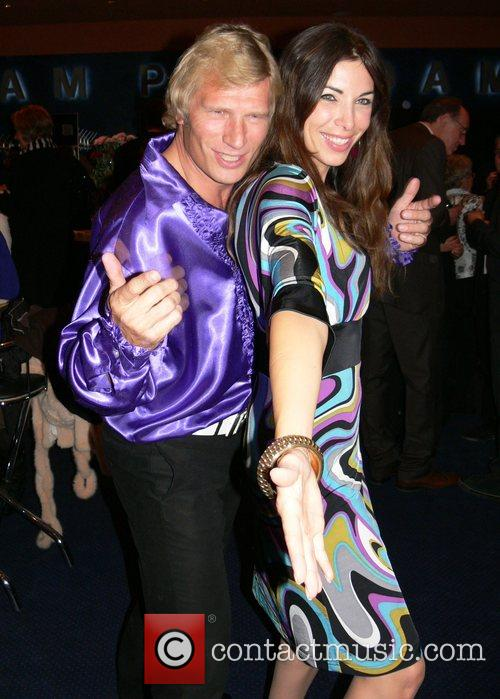 Gerhard Leinauer and Alexandra Polzin Aftershow party of...