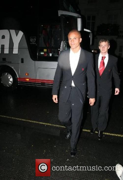 Wes Brown and Ole Solskjaer leaving the team...
