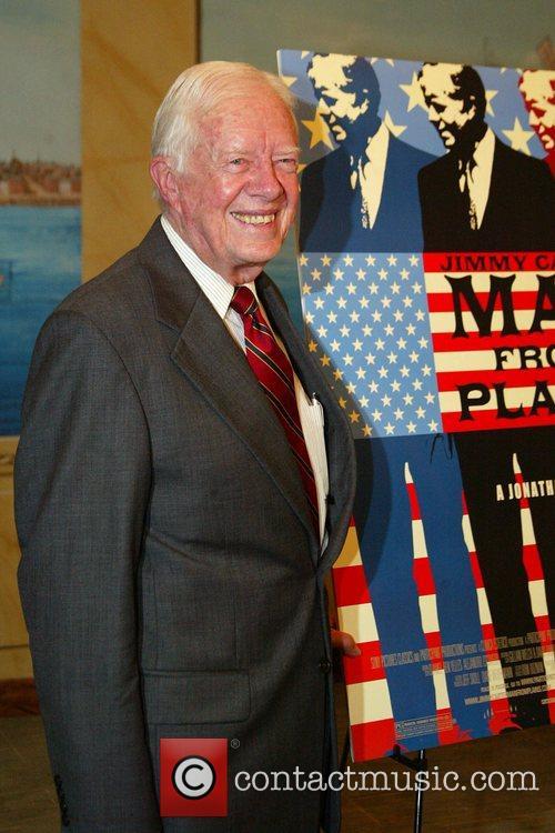 Former Us President Jimmy Carter 11