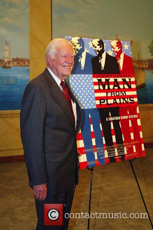 Former Us President Jimmy Carter 7