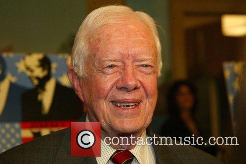 Former Us President Jimmy Carter 10