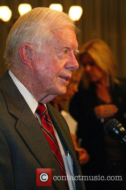 Former Us President Jimmy Carter 6
