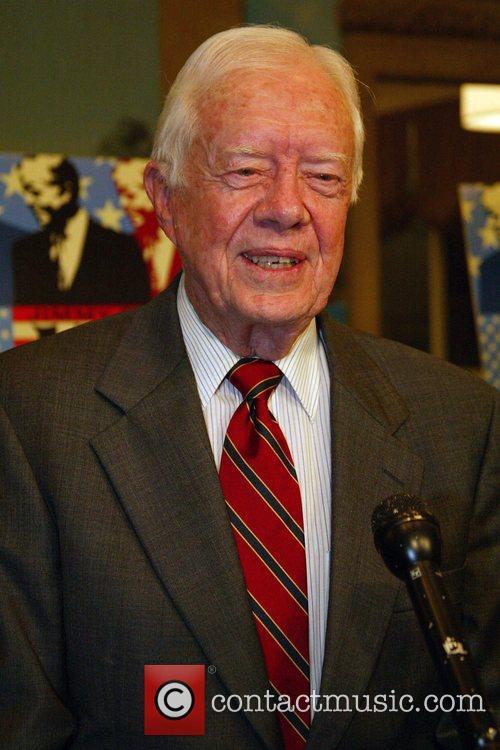 Former Us President Jimmy Carter 2