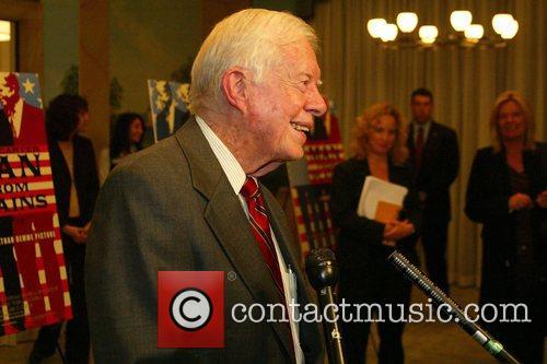 Former Us President Jimmy Carter 5