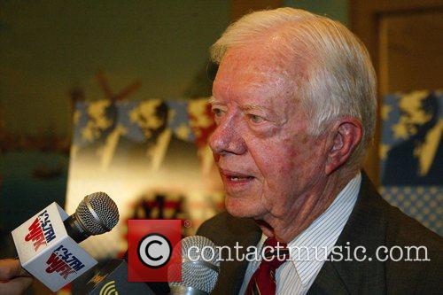 Former Us President Jimmy Carter 9