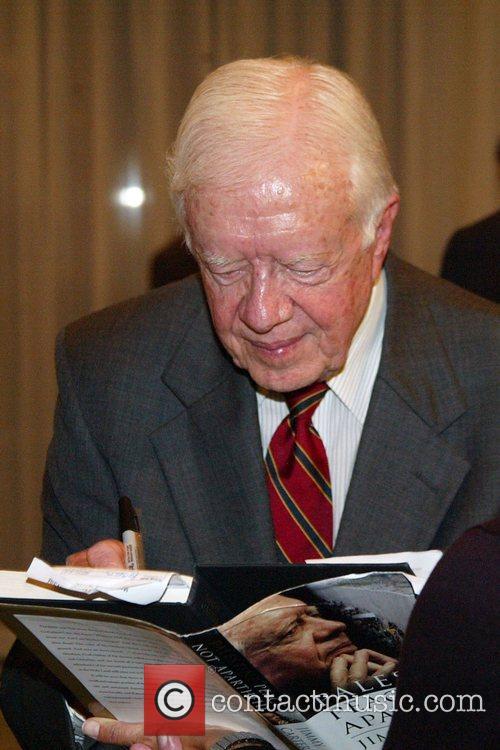 Former Us President Jimmy Carter 3