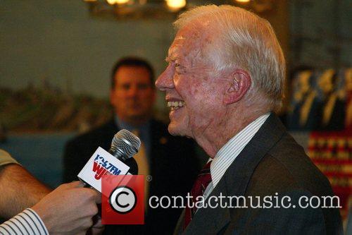 Former Us President Jimmy Carter 4