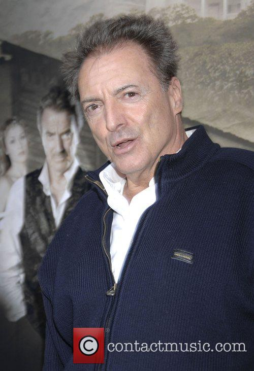 Armand Assante World Premiere of 'The Man Who...
