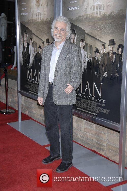 Glen Pitre World Premiere of 'The Man Who...