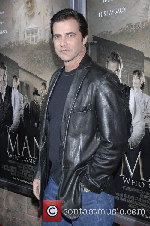 John Enos World Premiere of 'The Man Who...