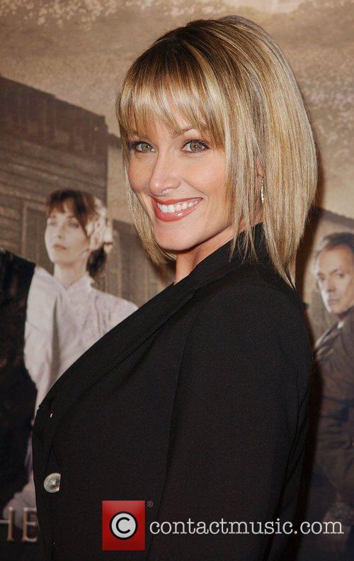 Jennifer O'Dell film premiere of 'The Man Who...