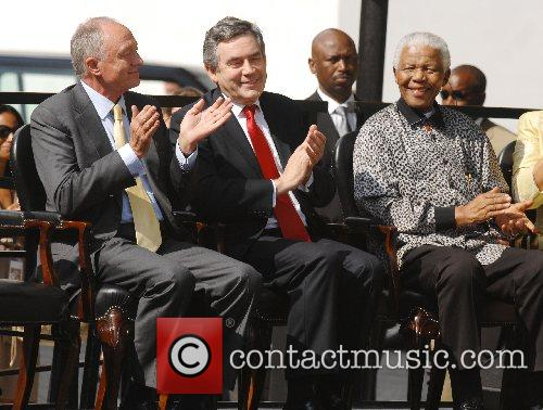 Ken Livingstone and Nelson Mandela 9