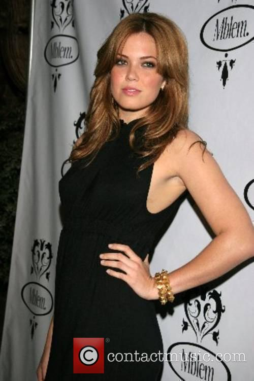 Mandy Moore Mandy Moore debuts her fashion line...