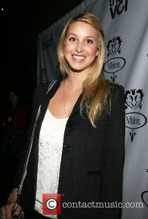 Whitney Port Mandy Moore debuts her fashion line...