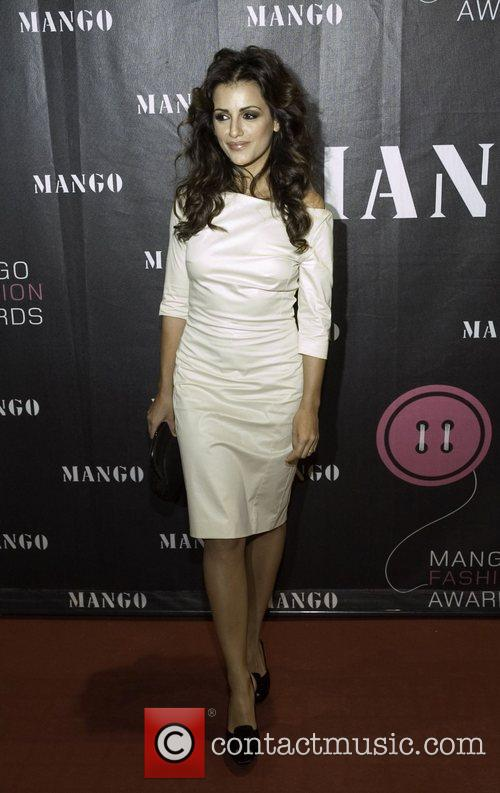Monica Cruz sister of Penelope Cruz, on the...