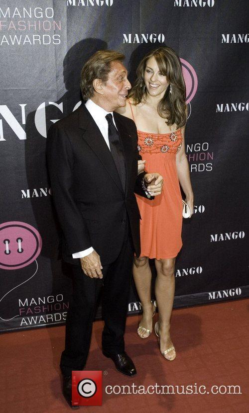 Valentino and Elizabeth Hurley 4