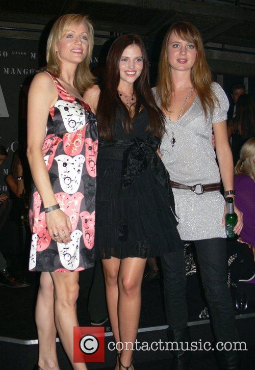 Inge Posmyk her nice Julia and Hana Nitsche...