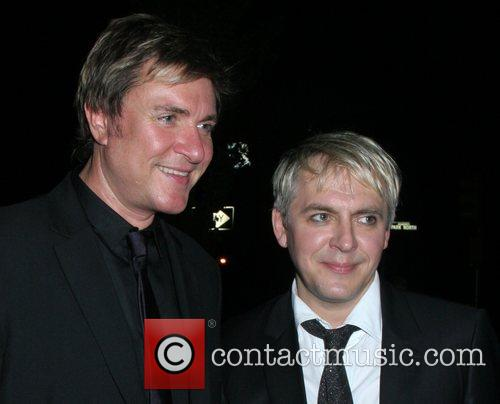 Simon Le Bon, Duran Duran and Nick Rhodes 4