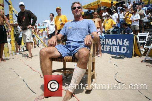 Karch Kiraly 2007 Manhattan Beach Volleyball Tournament Long...