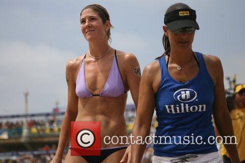 2007 Manhattan Beach Volleyball Tournament Long Beach, California