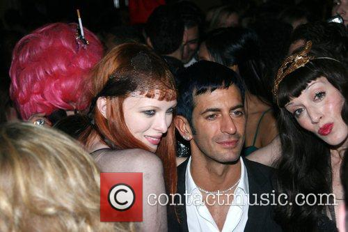 Karen Elson and Marc Jacobs 1